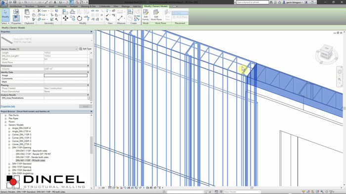 Dincel revit - horizontal video