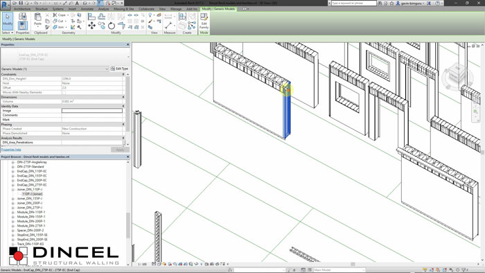 Dincel revit - vertical video