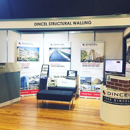 Dincel Bushfire Building Expo