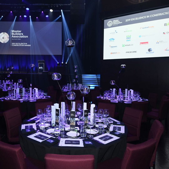 2019 MBA NSW Awards Night